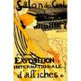 Cartaz Poster Exposição Internacional De Arte Paris Lautrec