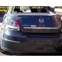 Motor Arranque Linea Dual 1.9 09/10 (na Troca)