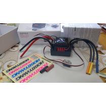 Super Esc Hobbywing Quicrun 150a 1/8 Sensorless, Waterproof