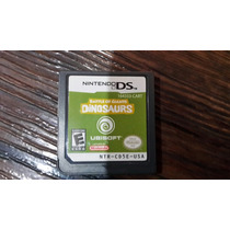 Jogo Game Nintendo Beattle Of Giants Dinossaurs Novíssimo