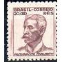 Brasil 1942 - 20.000 Réis Alte.maurity C/filigrana Casa Mais