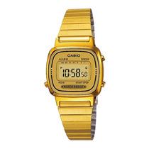 Relógio Casio Feminino Vintage La670wga-9df.