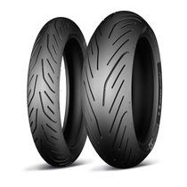 Pneu Michelin Pilot Power 3 120/70-17 (58w) Dianteiro