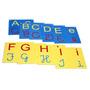 Varal De Letras - Alfabeto - 26 Peças Em Eva + Nf