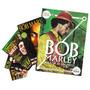 Lote Bob Marley = 5x Revistas Pôster = Gigante 52x 81cm! Kit