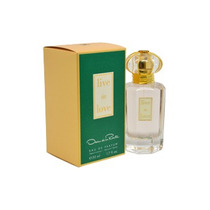 Perfume Live In Love By Oscar De La Renta 50ml Edp