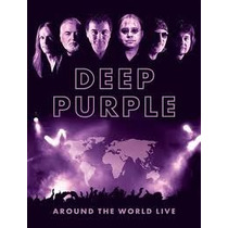 Dvd Show - Deep Purple - Live 4 Cds