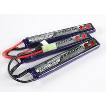 Bateria Turnigy Nano-tech 2000mah 3s 15~25c Lipo Airsoft Pac