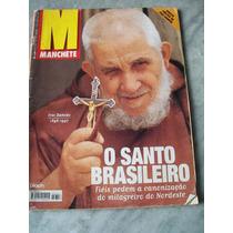 Manchete #2357 - Frei Damião, Fafá, Titãs, Fernanda M, Ufos