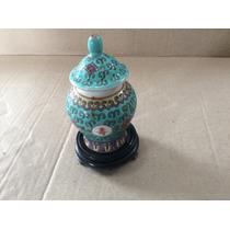 Vaso De Porcelana Chinesa Antigo