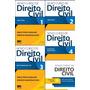 Novo Curso Direito Civil 2016/2014 Pablo Stolze 5 Livros