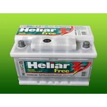 Bateria Automotiva Heliar 60ah Garantia 18 Meses