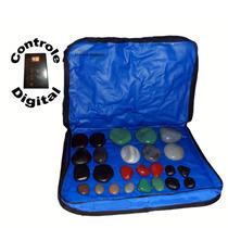 Bolsa Aquecedora De Pedras Quentes P/ Massagem Digital 110v