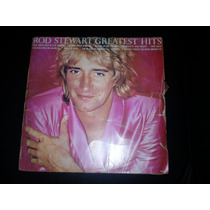 Lp Rod Stewart - Greatest Hits
