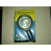 ## Lanterna Farolete 12v Para Carro Liga Na Bateria ##