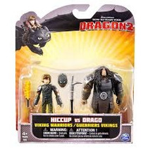 Como Treinar Seu Dragão Hiccup Vs Drago Spin Master