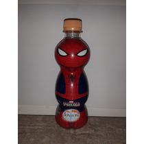 Garrafinha Água Homem Aranha Bonafont Hulk Ultimat Spiderman