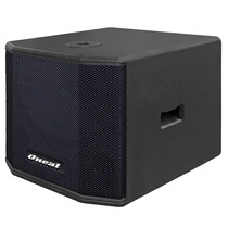 Subwoofer Ativo Line 550w Rms Oneal Opsb2200pt Fly