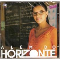 Cd Além Do Horizonte - Trilha Sonora Nacional - Novo***