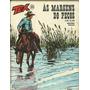 Tex Nº 91 As Margens Do Pecos 1ª Edição - Vecchi