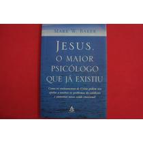 Cx 12a 29 /##/ Livro Jesus O Maior Psicólogo Que Já Existiu