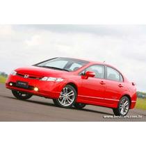 Rolamento De Roda Dianteira New Civic Si 2.0 Fw48 Novo Skf