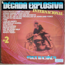Lp Decada Explosiva Internacional Vol 2 - Imperial - 1976