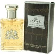 Perfume Safari For Men Ralph Lauren For Men Edt 75ml - Novo