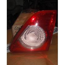 Lanterna Traseira Tampa Toyota Corolla 2009 Á 2011 Original