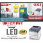 Impressora Okidata C711wt Toner Branco