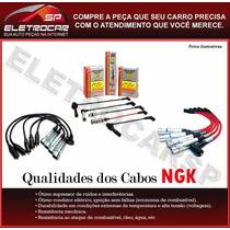 Cabo De Vela Ngk Gm/chevrolet Vectra 2.0 8v Bicombustível 20