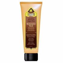 Mascara Capilar De Argan 241g + Melhor Custo X Beneficio
