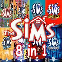The Sims 1 + Todas As Expansões - Completo