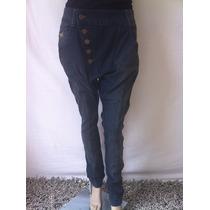 Calça Hang Loose Misfit Sarouel Jeans - 75.33.0250 Nova