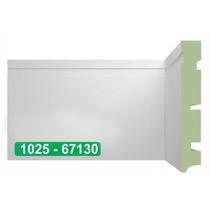 Rodapé Em Mdf Brasgroup Mod: 1025 15cm Verde Ultra Madefibra