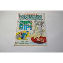 Almanaque Pernalonga Nº 16 - Mar/abr De 1982 - Rge -original