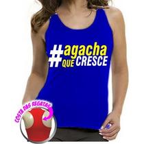Regata Feminina Nadado Fitness P/ Academia Oferta Preço