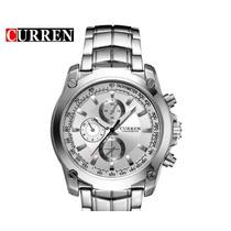 Relógio Curren 8025 Krea25 Importado