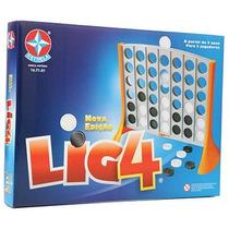 Brinquedo Lig 4 Da Estrela Novo Lacrado