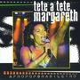 Cd - Margareth Menezes: Tete A Tete Com Margareth