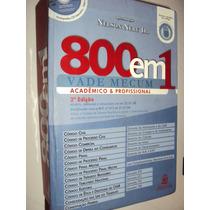 Vade Mecum 800 Em 1 - 2008 (sebo Amigo)