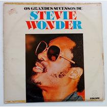 Lp Vinil - Stevie Woender - Os Grandes Sucessos