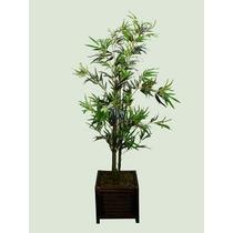 Planta Artficial Árvore Bambu Ouro -1,70m