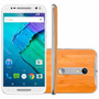 Celular Moto X Style 4g Dual-chip 32g Xt1572 Branco C/ Bambu