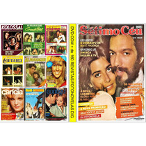 Dvd 200 Revistas Fotonovelas Antigas Digitalizadas Anos50/60