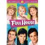 Três É Demais - Full House 1ª, 2ª, 3ª, 4ª, 5ª E 6ª Temporada