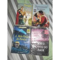 Lote 2: Romances - Variados Nova Cultural/harlequim Books