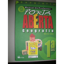 Livro Porta Aberta - Geografia - 1ª Série
