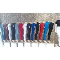 Calca Jeans Cintura Alta