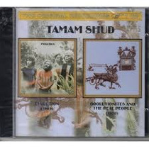 Cd -tamam Shud-evolution & Goolutionites And The Real People